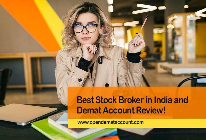 open demat account in india