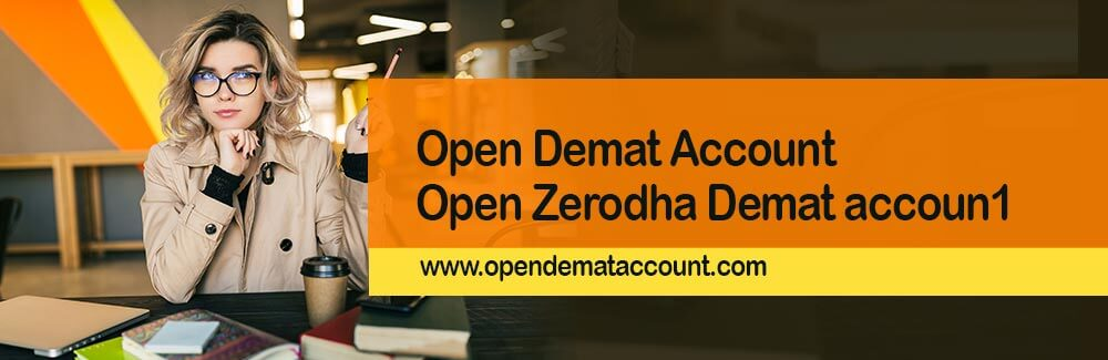 Discount brokerage firm, open demat account