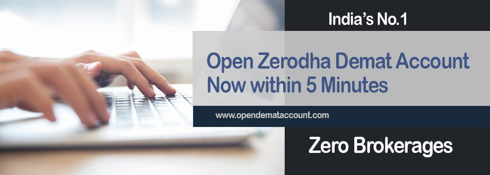 open-zerodha-demat-account within 5 minuts instantly