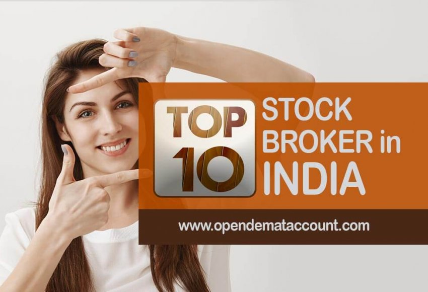 Top 10 stock brokers in India-The Best 10 Stock