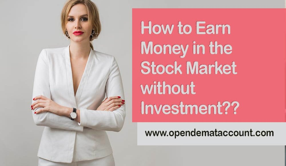 How-to-Earn-Money-in-the-Stock-Market-without-Investment