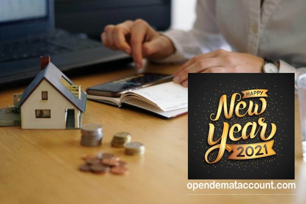 What is Your Financial New Year's Resolution for 2021?