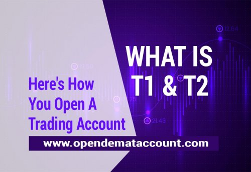 Here's How You Open A Trading Account