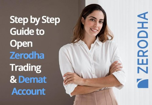 How to open a demat and trading account at Zerodha