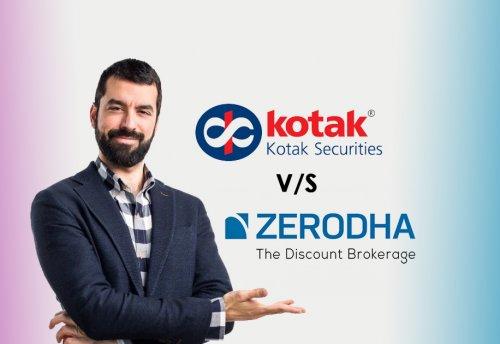 Zerodha or Kotak Securities